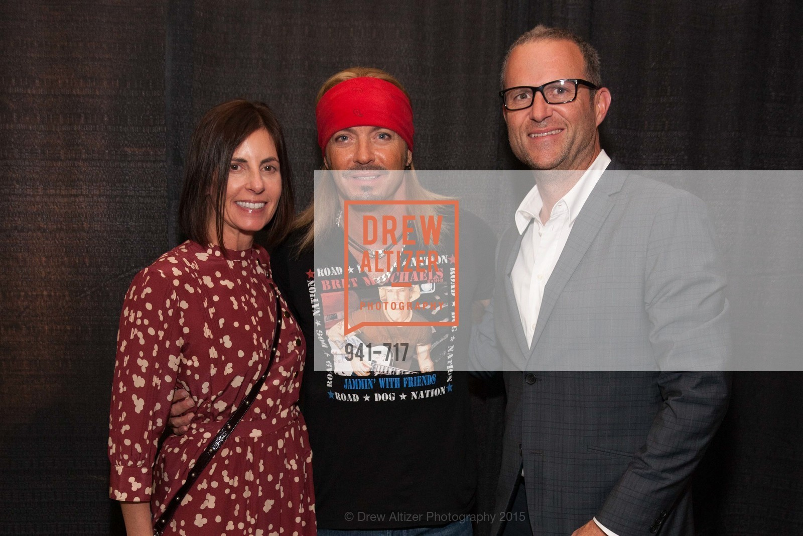 Deborah Lake, Bret Michaels, David Lake, YPO Wine Festival, US, May 12th, 2015,Drew Altizer, Drew Altizer Photography, full-service agency, private events, San Francisco photographer, photographer california