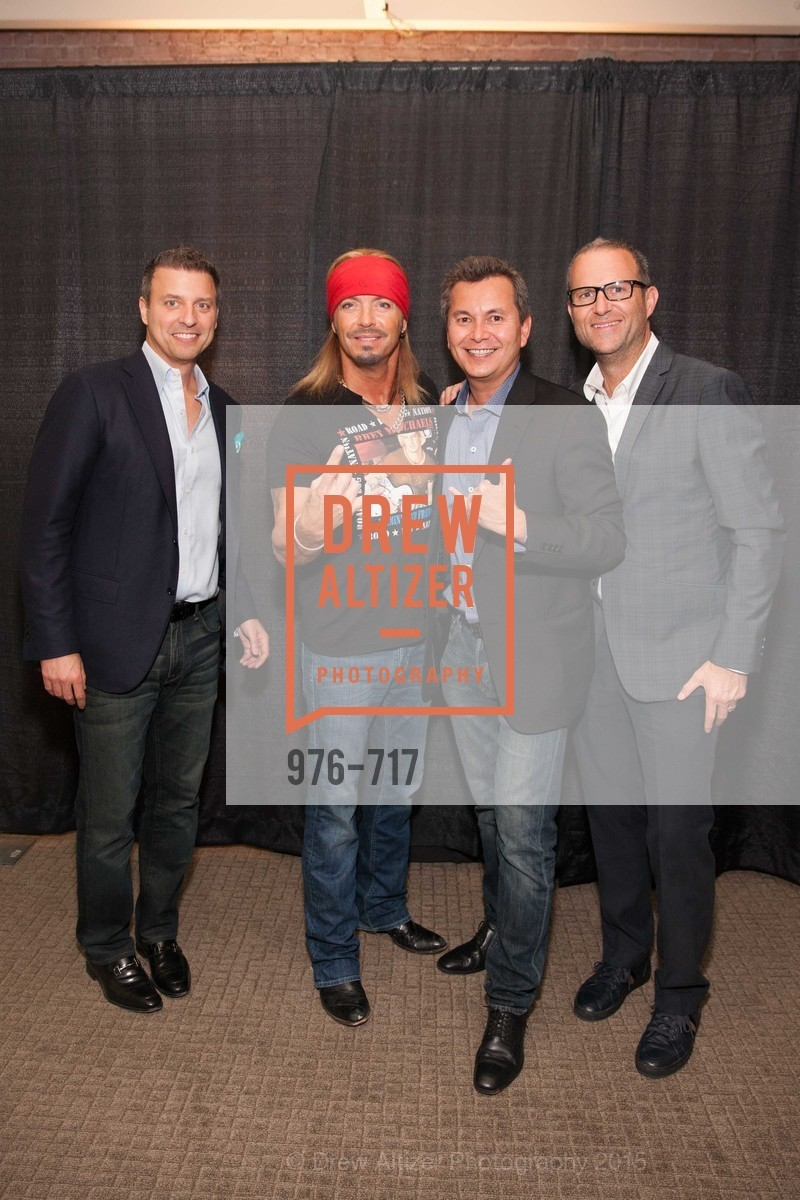 Brad Oberwager, Bret Michaels, Michael Uytengsu, David Lake, YPO Wine Festival, US, May 11th, 2015,Drew Altizer, Drew Altizer Photography, full-service agency, private events, San Francisco photographer, photographer california