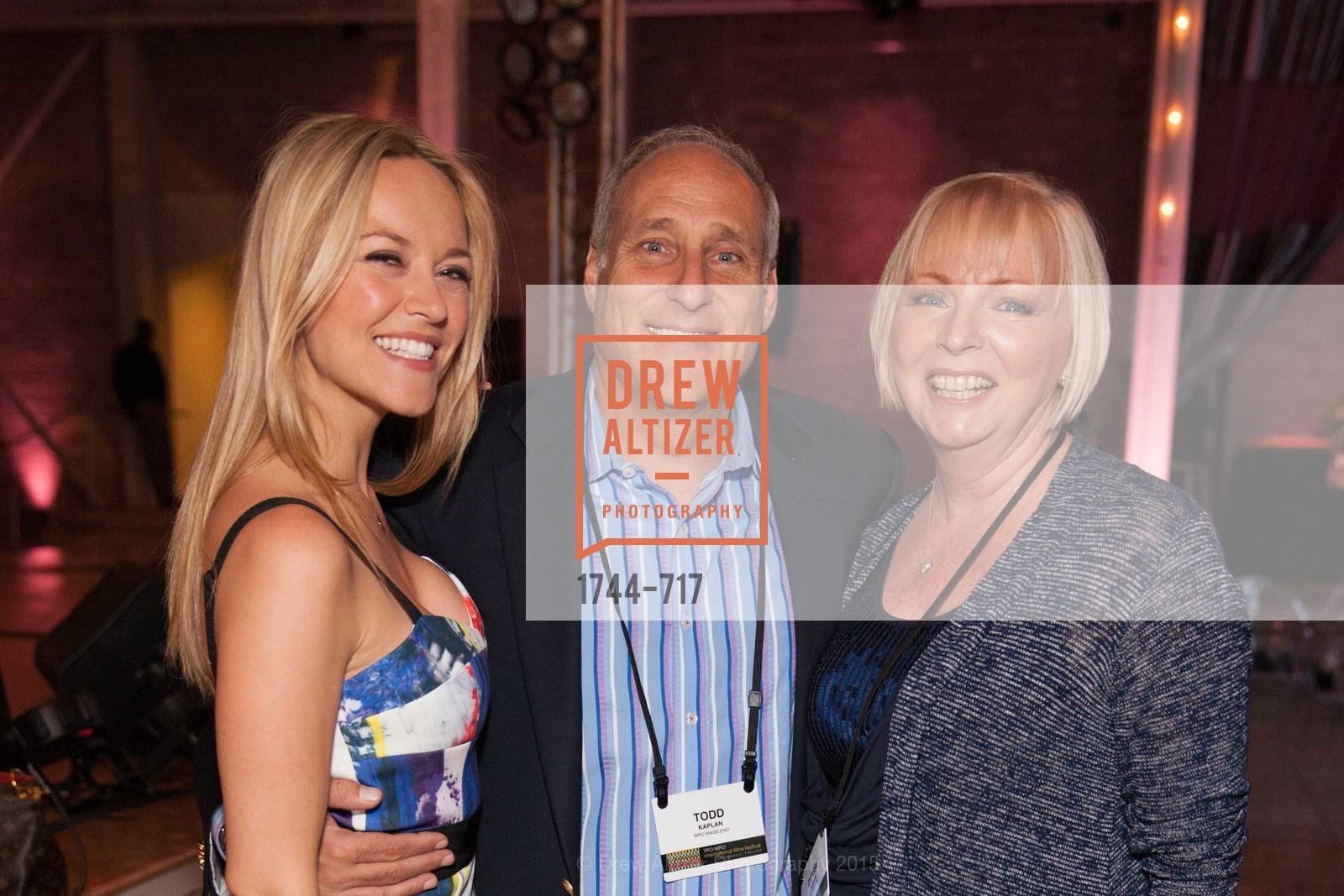 Lisa Oberwager, Todd Kaplan, Denise Kaplan, YPO Wine Festival, US, May 12th, 2015,Drew Altizer, Drew Altizer Photography, full-service agency, private events, San Francisco photographer, photographer california