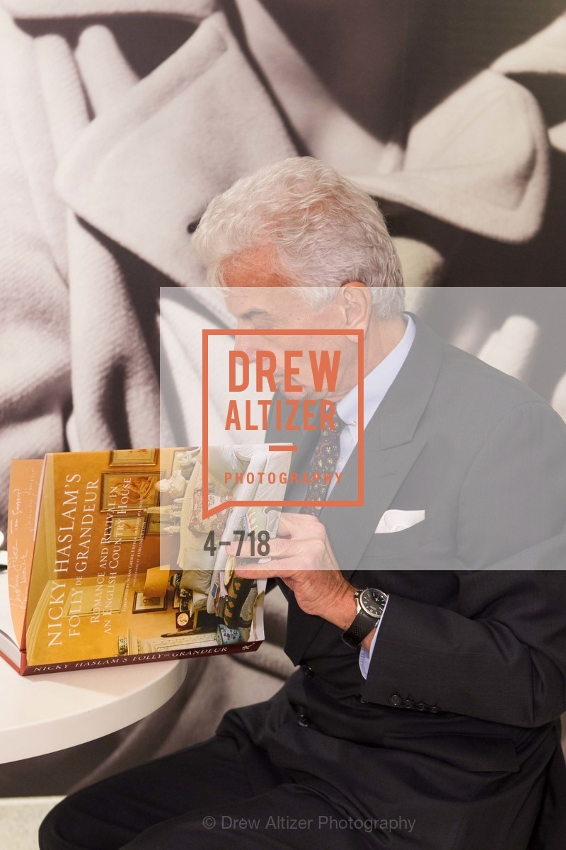 Nicky Haslam, ICAA Hosts NICKY HASLAM'S Lecture and Book Signing, US, May 11th, 2015,Drew Altizer, Drew Altizer Photography, full-service agency, private events, San Francisco photographer, photographer california