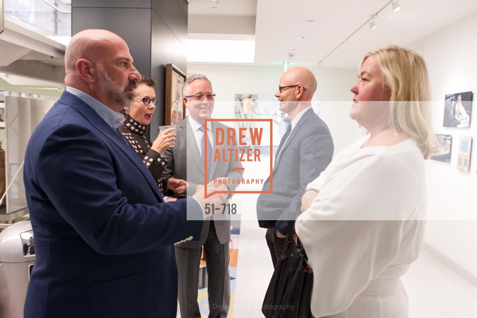 Geoffrey DeSousa, Heidi Gerpheide, ICAA Hosts NICKY HASLAM'S Lecture and Book Signing, US, May 12th, 2015,Drew Altizer, Drew Altizer Photography, full-service agency, private events, San Francisco photographer, photographer california