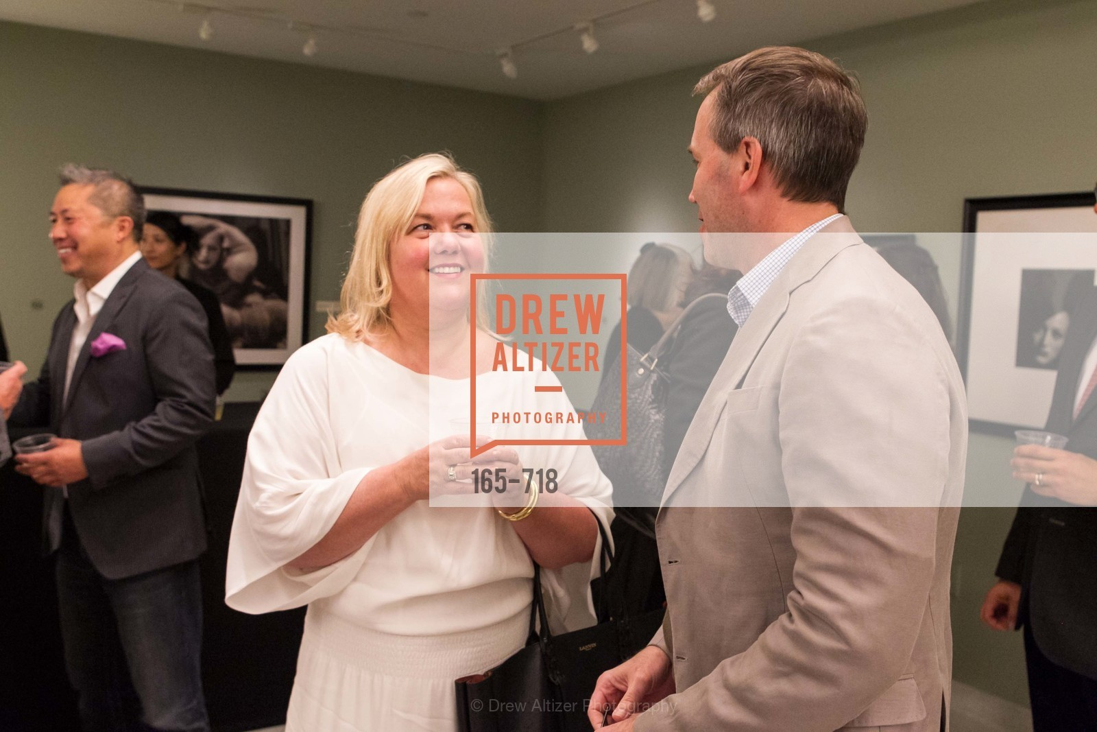 Heidi Gerpheide, Chip Zecher, ICAA Hosts NICKY HASLAM'S Lecture and Book Signing, US, May 11th, 2015,Drew Altizer, Drew Altizer Photography, full-service agency, private events, San Francisco photographer, photographer california