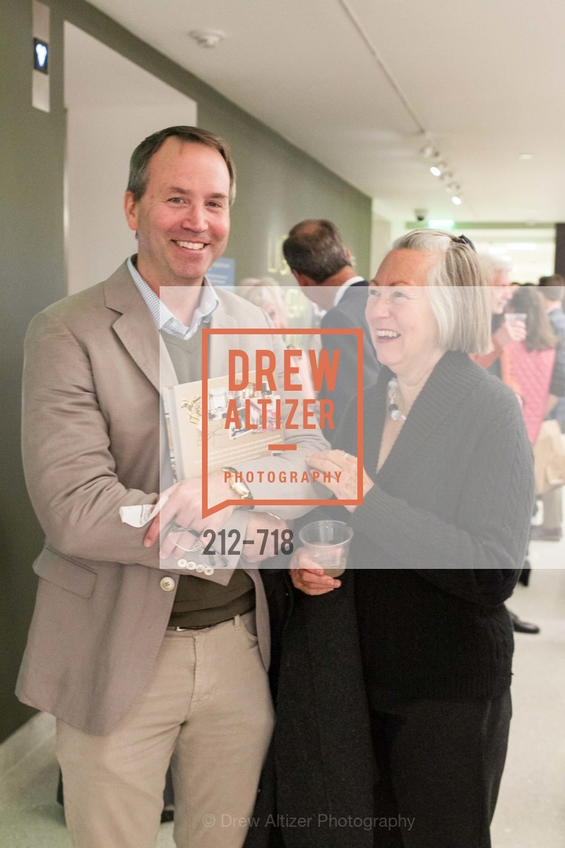 Chip Zecher, Sally Swing, ICAA Hosts NICKY HASLAM'S Lecture and Book Signing, US, May 11th, 2015,Drew Altizer, Drew Altizer Photography, full-service agency, private events, San Francisco photographer, photographer california
