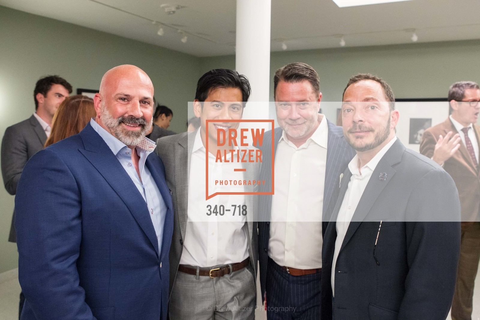 Geoffrey DeSousa, Alexander Bie, Jeff Holt, Peter West, ICAA Hosts NICKY HASLAM'S Lecture and Book Signing, US, May 11th, 2015,Drew Altizer, Drew Altizer Photography, full-service agency, private events, San Francisco photographer, photographer california
