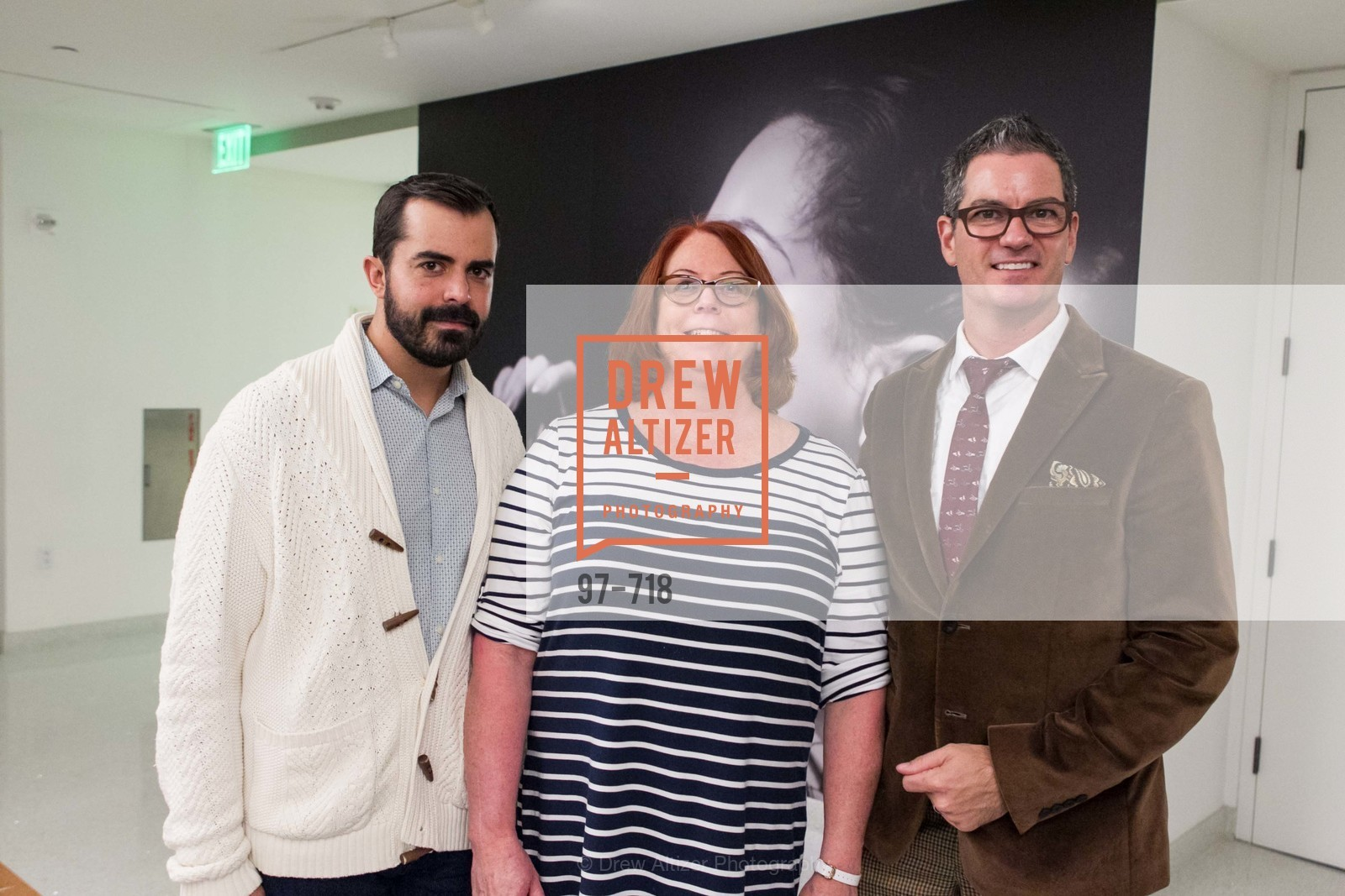 Victor Fernandes, Debbie Gray, Joe Kowalski, ICAA Hosts NICKY HASLAM'S Lecture and Book Signing, US, May 12th, 2015,Drew Altizer, Drew Altizer Photography, full-service agency, private events, San Francisco photographer, photographer california