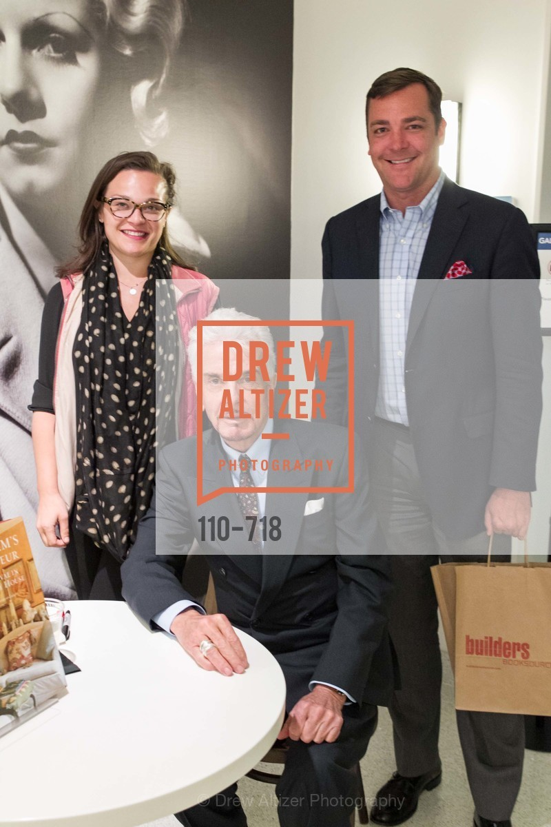 Josephine Arader, Nicky Haslam, Jack Ryder, ICAA Hosts NICKY HASLAM'S Lecture and Book Signing, US, May 12th, 2015,Drew Altizer, Drew Altizer Photography, full-service agency, private events, San Francisco photographer, photographer california