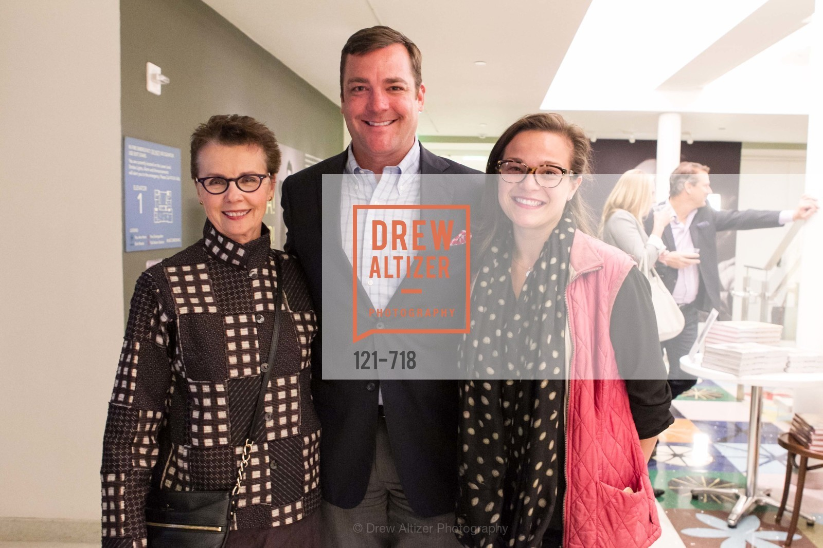 Kathleen Taylor, Jack Ryder, Josephine Arader, ICAA Hosts NICKY HASLAM'S Lecture and Book Signing, US, May 12th, 2015,Drew Altizer, Drew Altizer Photography, full-service agency, private events, San Francisco photographer, photographer california