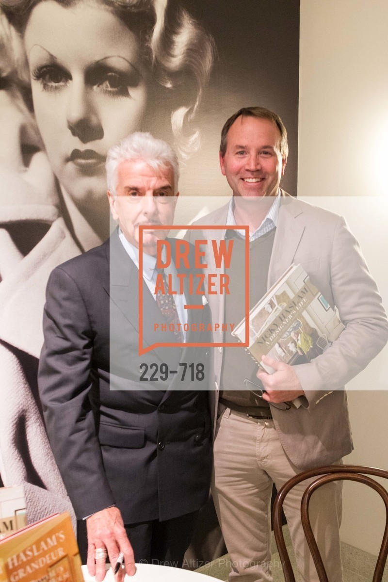 Nicky Haslam, Chip Zecher, ICAA Hosts NICKY HASLAM'S Lecture and Book Signing, US, May 11th, 2015,Drew Altizer, Drew Altizer Photography, full-service agency, private events, San Francisco photographer, photographer california