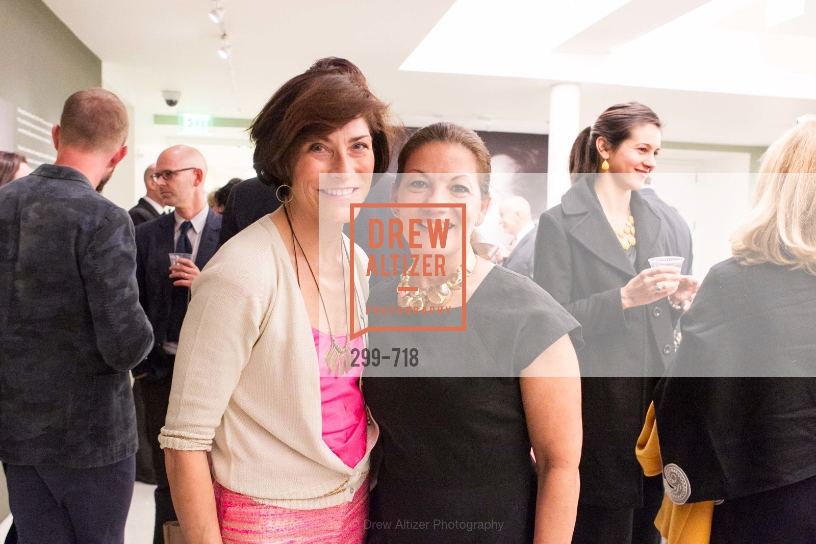Nina Berman, Allison Caccoma, ICAA Hosts NICKY HASLAM'S Lecture and Book Signing, US, May 11th, 2015,Drew Altizer, Drew Altizer Photography, full-service agency, private events, San Francisco photographer, photographer california