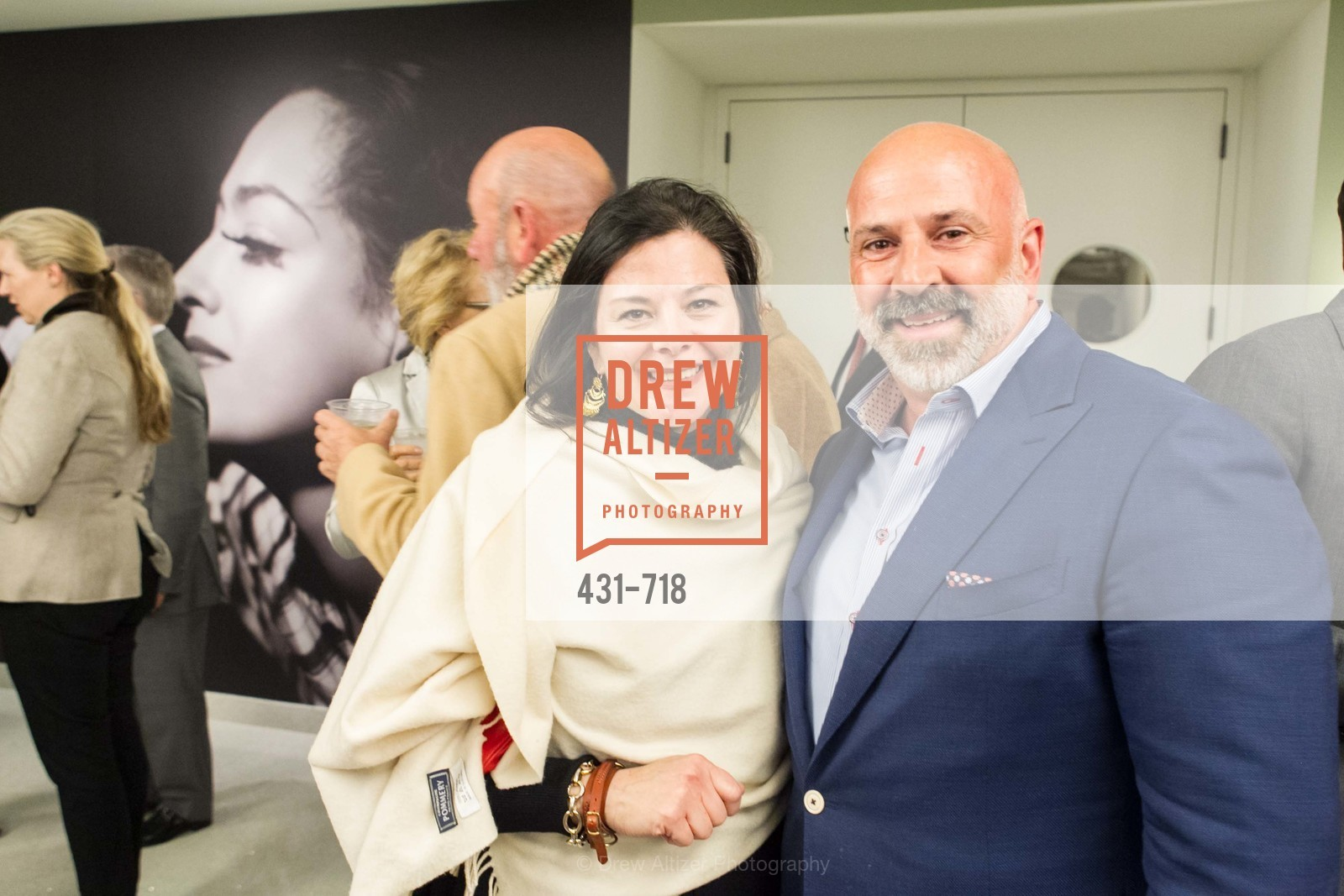 Gracie Hurtedo, Geoffrey DeSousa, ICAA Hosts NICKY HASLAM'S Lecture and Book Signing, US, May 11th, 2015,Drew Altizer, Drew Altizer Photography, full-service agency, private events, San Francisco photographer, photographer california