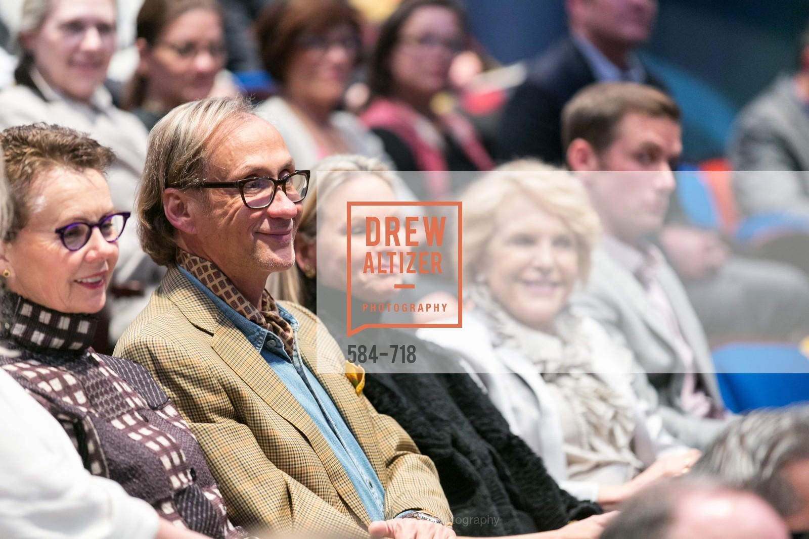 Kathleen Taylor, Ned Mobley, Brenda Mickel, Anne Lawrence, ICAA Hosts NICKY HASLAM'S Lecture and Book Signing, US, May 11th, 2015,Drew Altizer, Drew Altizer Photography, full-service agency, private events, San Francisco photographer, photographer california