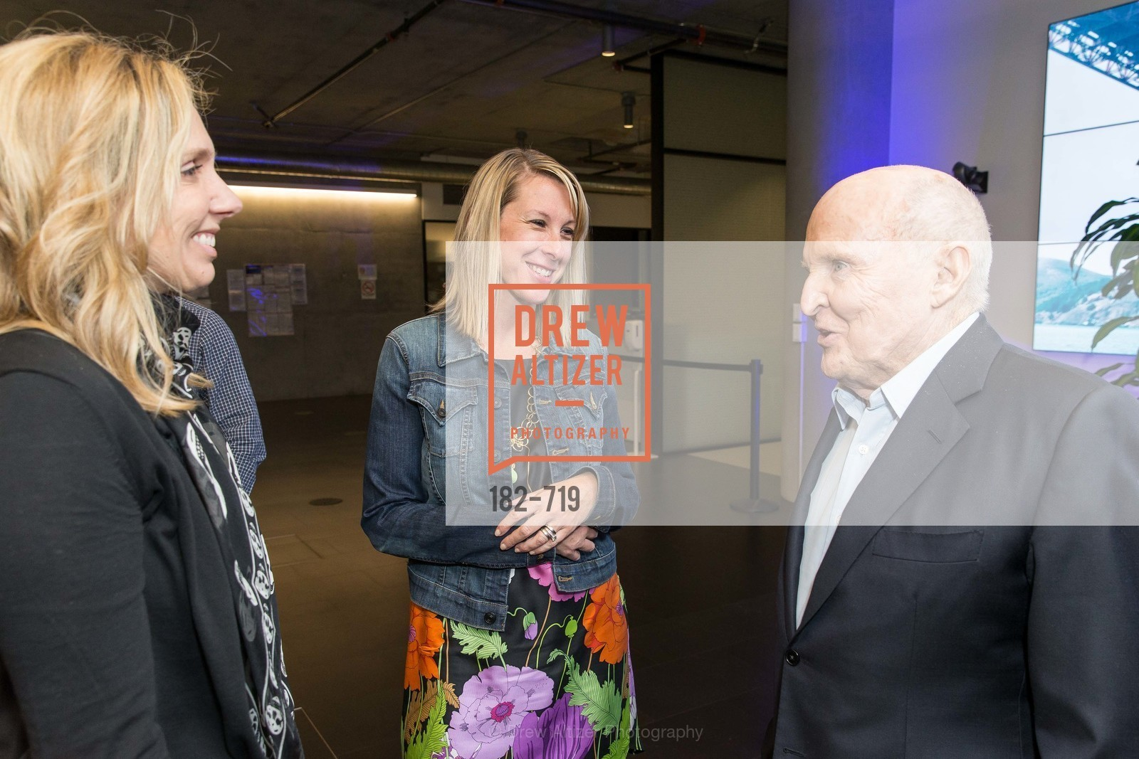 Shannon Stubo, Jack Welch, THE LINKEDIN Discussion Series featuring Jack and Suzy Welch with LinkedIn Executive Editor Dan Roth, US, May 11th, 2015,Drew Altizer, Drew Altizer Photography, full-service agency, private events, San Francisco photographer, photographer california