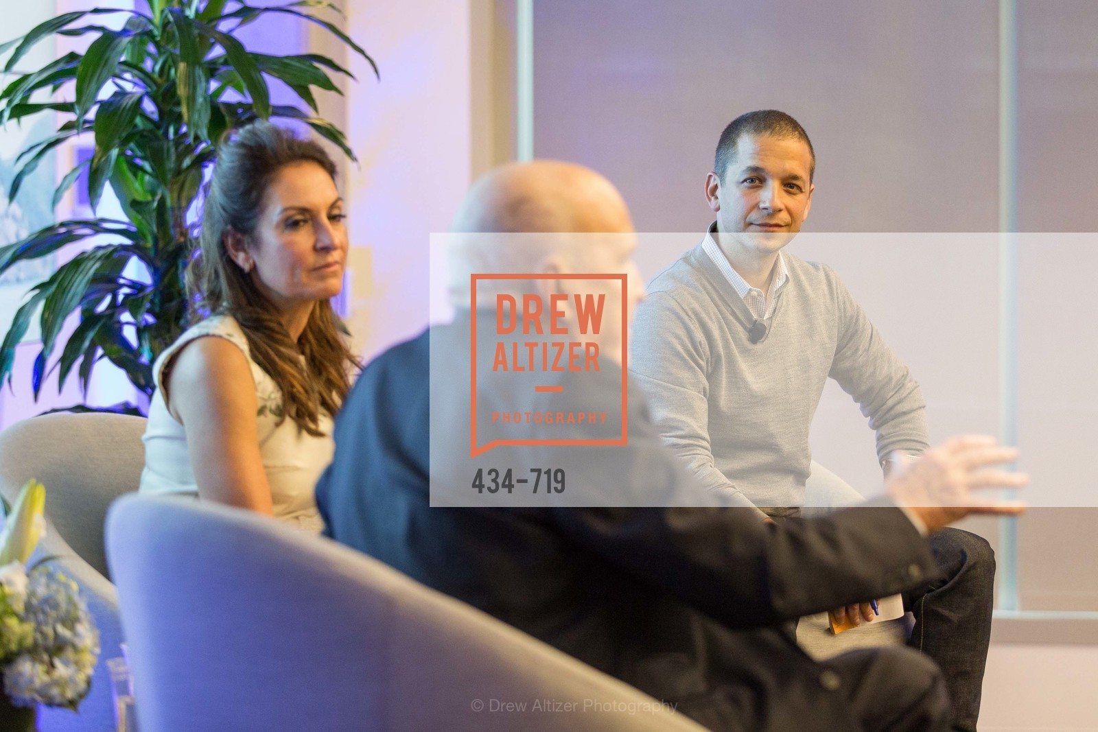 Suzy Welch, Dan Roth, THE LINKEDIN Discussion Series featuring Jack and Suzy Welch with LinkedIn Executive Editor Dan Roth, US, May 11th, 2015,Drew Altizer, Drew Altizer Photography, full-service agency, private events, San Francisco photographer, photographer california