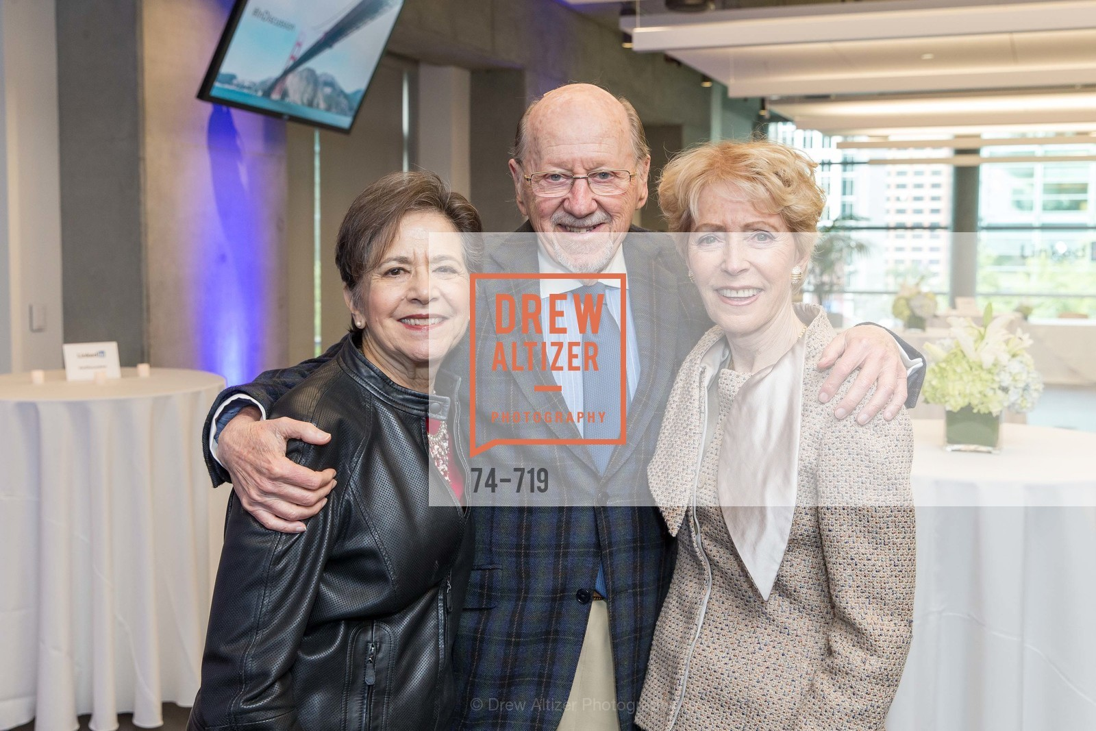 Miriam Gerber, Peter Gerber, Barbara Brookins-schneider, THE LINKEDIN Discussion Series featuring Jack and Suzy Welch with LinkedIn Executive Editor Dan Roth, US, May 12th, 2015,Drew Altizer, Drew Altizer Photography, full-service agency, private events, San Francisco photographer, photographer california
