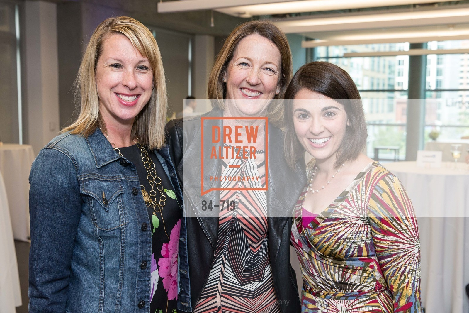 Shannon Stubo, Laura Davenport, Emilia Shapiro, THE LINKEDIN Discussion Series featuring Jack and Suzy Welch with LinkedIn Executive Editor Dan Roth, US, May 12th, 2015,Drew Altizer, Drew Altizer Photography, full-service agency, private events, San Francisco photographer, photographer california