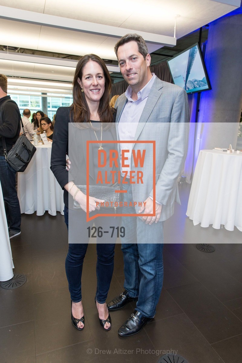 Lisa Tarter, Sean Carroll, THE LINKEDIN Discussion Series featuring Jack and Suzy Welch with LinkedIn Executive Editor Dan Roth, US, May 12th, 2015,Drew Altizer, Drew Altizer Photography, full-service agency, private events, San Francisco photographer, photographer california