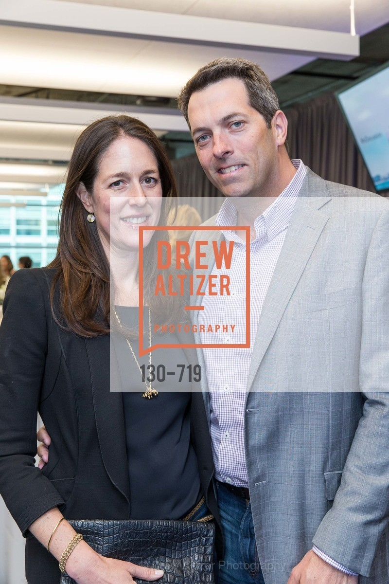 Lisa Tarter, Sean Carroll, THE LINKEDIN Discussion Series featuring Jack and Suzy Welch with LinkedIn Executive Editor Dan Roth, US, May 11th, 2015,Drew Altizer, Drew Altizer Photography, full-service agency, private events, San Francisco photographer, photographer california