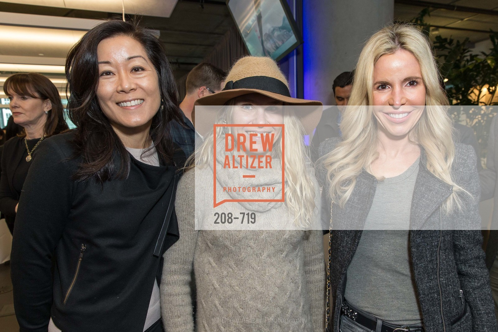 Mallum Yen, Tatum Getty, Lana Adair, THE LINKEDIN Discussion Series featuring Jack and Suzy Welch with LinkedIn Executive Editor Dan Roth, US, May 12th, 2015,Drew Altizer, Drew Altizer Photography, full-service agency, private events, San Francisco photographer, photographer california