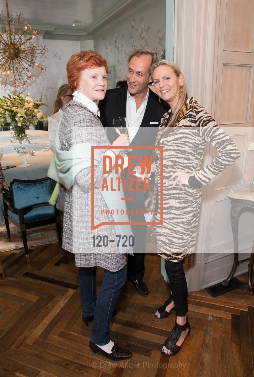 Pamela Babey, Ned Mobley, Brenda Mickel, C MAGAZINE Editors Cocktail Party, US, May 12th, 2015,Drew Altizer, Drew Altizer Photography, full-service agency, private events, San Francisco photographer, photographer california