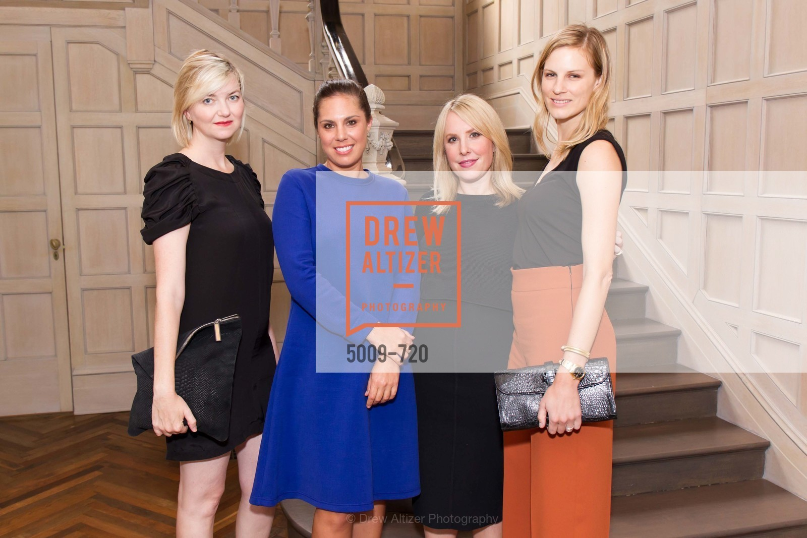 Leslie McKenzie, Jenny Murray, Autumn Jumonville, Kelsey McKinnon, C MAGAZINE Editors Cocktail Party, US, May 13th, 2015,Drew Altizer, Drew Altizer Photography, full-service agency, private events, San Francisco photographer, photographer california