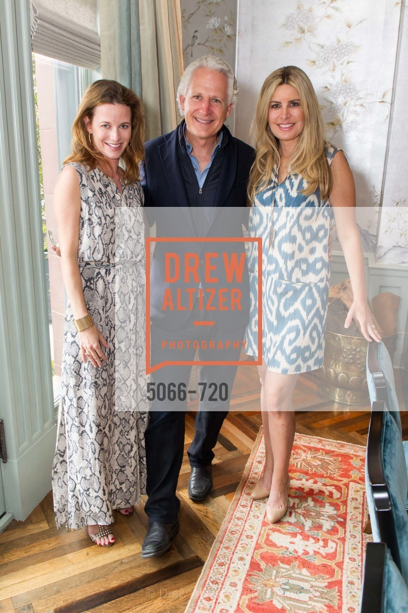 Lindsay Bolton, Phillip Raiser, Suzanne Levit, C MAGAZINE Editors Cocktail Party, US, May 13th, 2015
