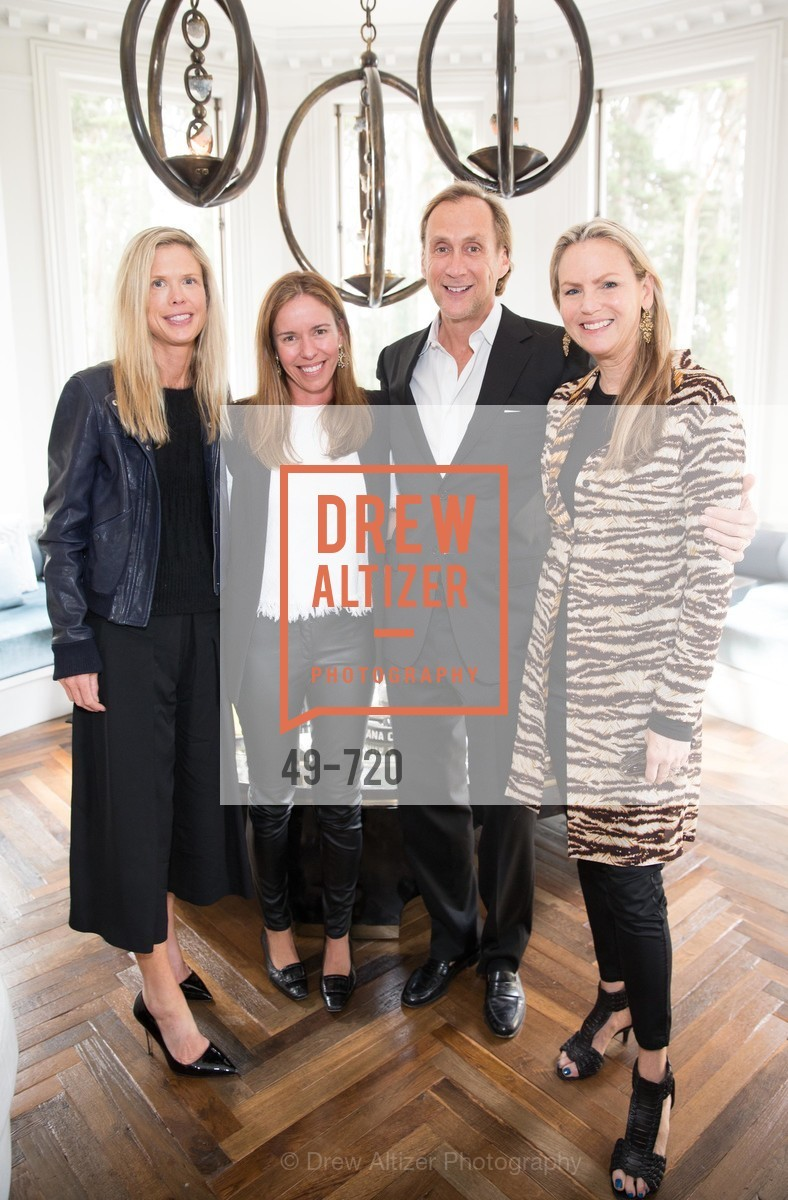 Courtney Leary, Stephanie Plexico, Ned Mobley, Brenda Mickel, C MAGAZINE Editors Cocktail Party, US, May 13th, 2015,Drew Altizer, Drew Altizer Photography, full-service agency, private events, San Francisco photographer, photographer california