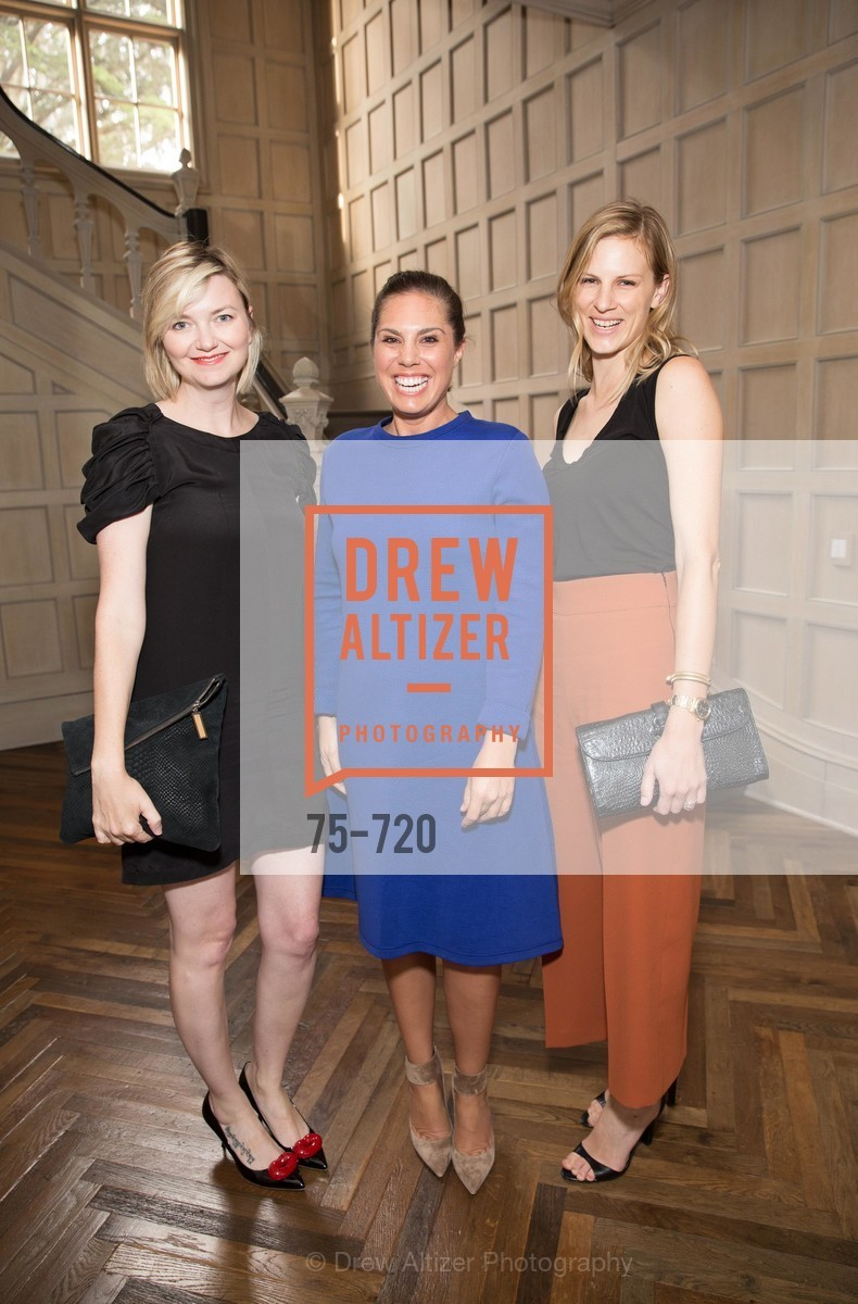 Lesley McKenzie, Jenny Murray, Kelsey McKinnon, C MAGAZINE Editors Cocktail Party, US, May 13th, 2015,Drew Altizer, Drew Altizer Photography, full-service event agency, private events, San Francisco photographer, photographer California