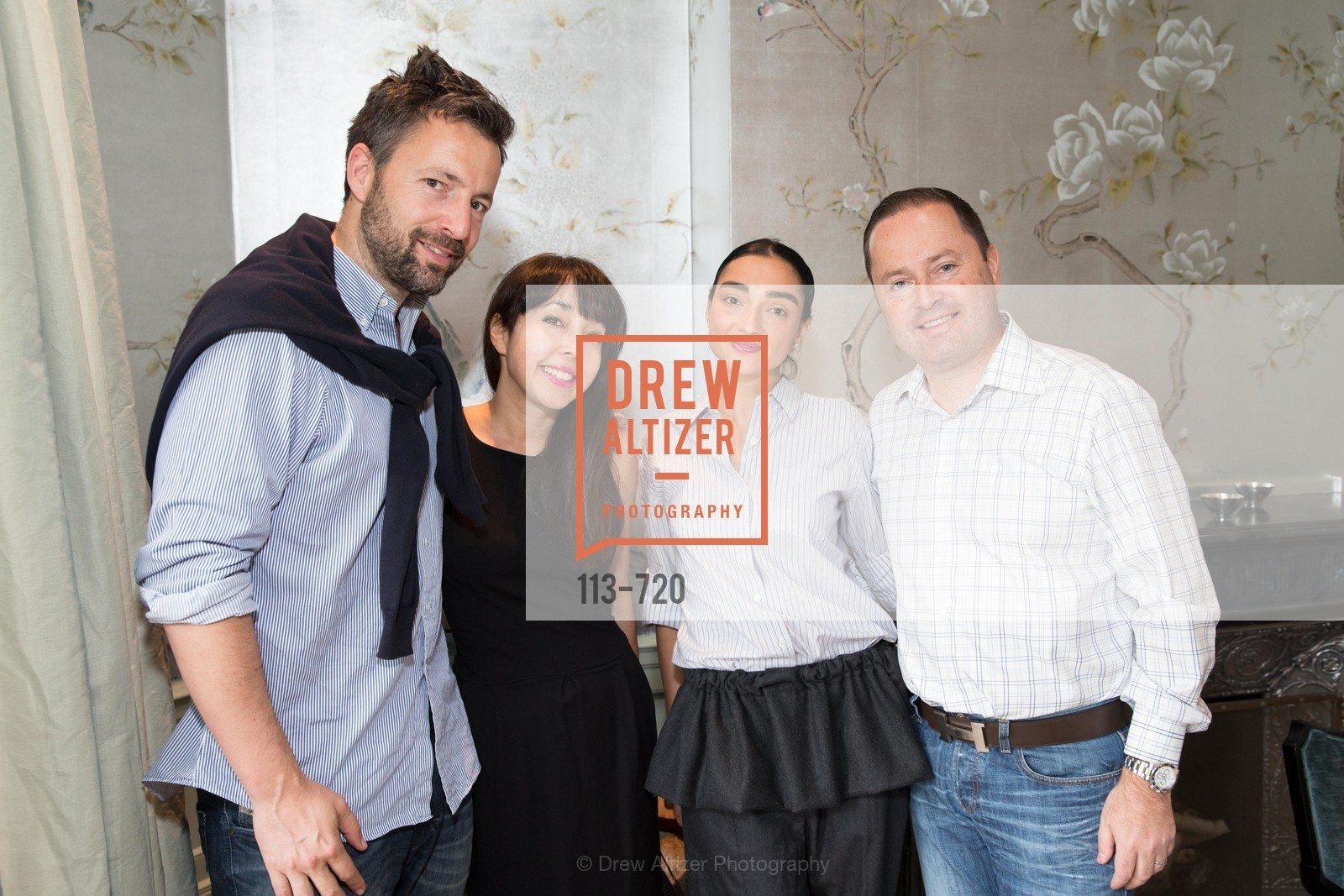 Andreas Kuefer, Jodie Nakatsuka, Olya Dubrovsky, Edward Dubrovsky, C MAGAZINE Editors Cocktail Party, US, May 13th, 2015,Drew Altizer, Drew Altizer Photography, full-service agency, private events, San Francisco photographer, photographer california