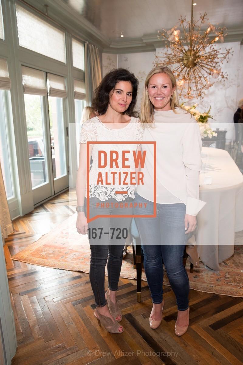 Carla Vinhas, Jessie Black, C MAGAZINE Editors Cocktail Party, US, May 13th, 2015
