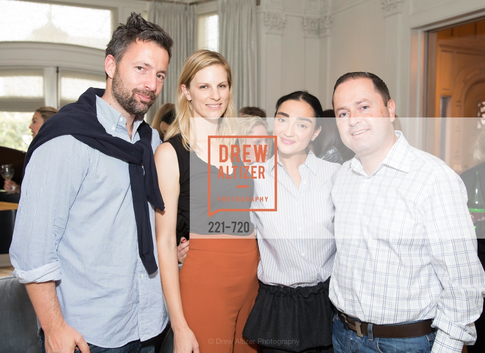 Andreas Kuefer, Kelsey McKinnon, Olya Dubrovsky, Edward Dubrovsky, C MAGAZINE Editors Cocktail Party, US, May 13th, 2015,Drew Altizer, Drew Altizer Photography, full-service agency, private events, San Francisco photographer, photographer california
