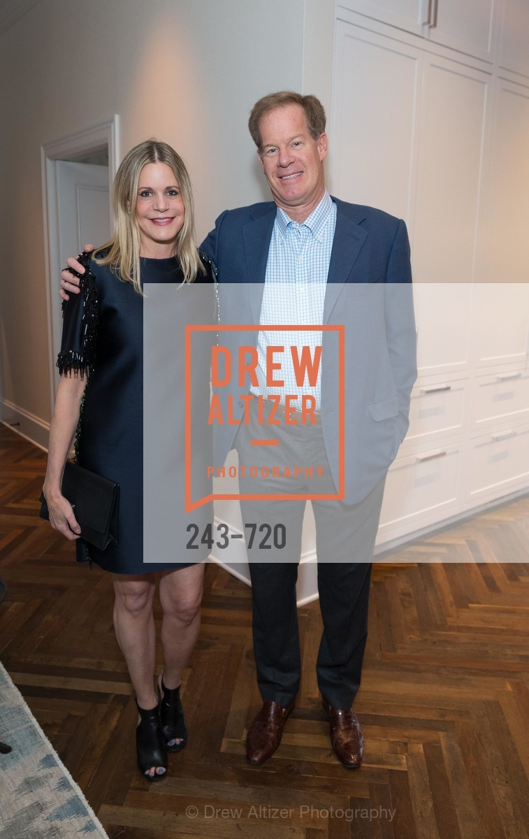Mary Beth Shimmon, Carson Levit, C MAGAZINE Editors Cocktail Party, US, May 13th, 2015