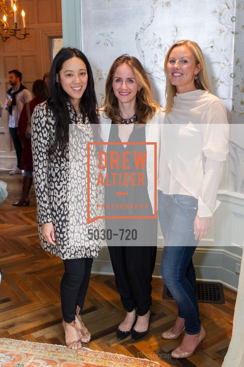Emily Hsieh, Chloe Warner, Jessie Black, C MAGAZINE Editors Cocktail Party, US, May 13th, 2015,Drew Altizer, Drew Altizer Photography, full-service agency, private events, San Francisco photographer, photographer california
