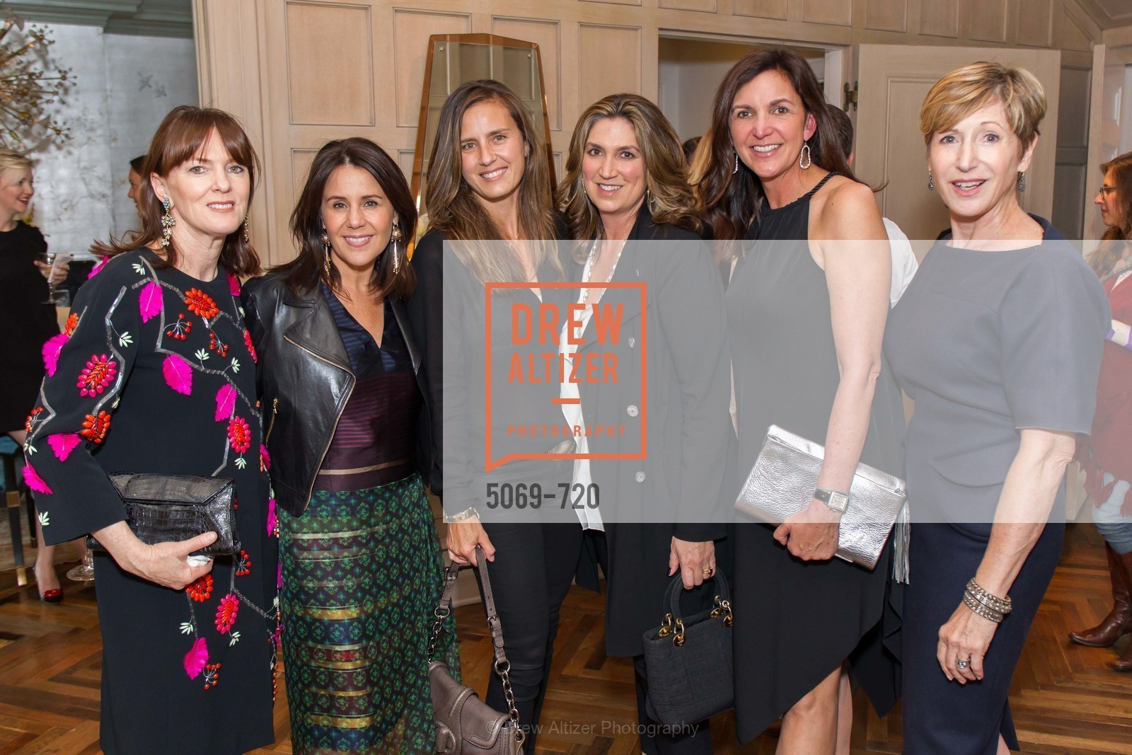 Allison Speer, Leslie Campoy, Becca Hydorn, Marissa Brandon, Jenna Feinberg, Ann Paolini, C MAGAZINE Editors Cocktail Party, US, May 13th, 2015