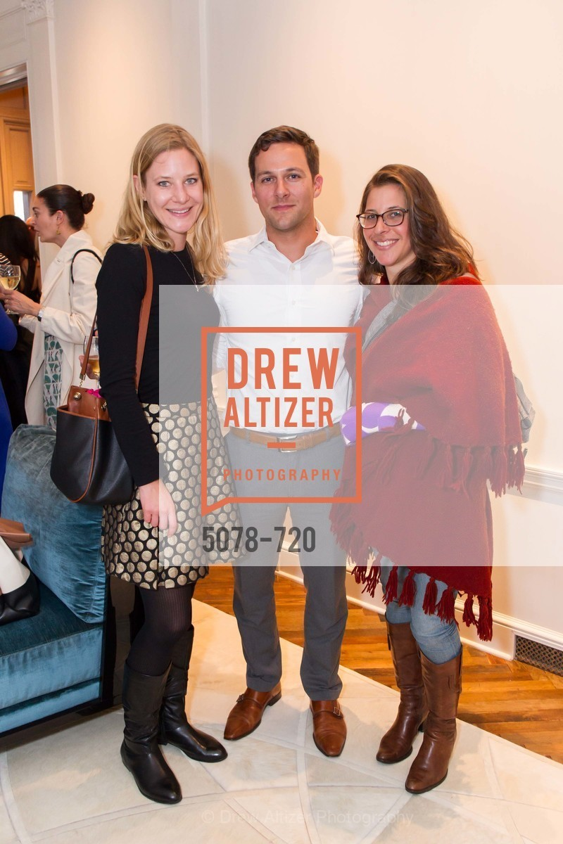 Margan Mulvihill, Greg DeLille, Melissa Gunst, C MAGAZINE Editors Cocktail Party, US, May 13th, 2015,Drew Altizer, Drew Altizer Photography, full-service agency, private events, San Francisco photographer, photographer california