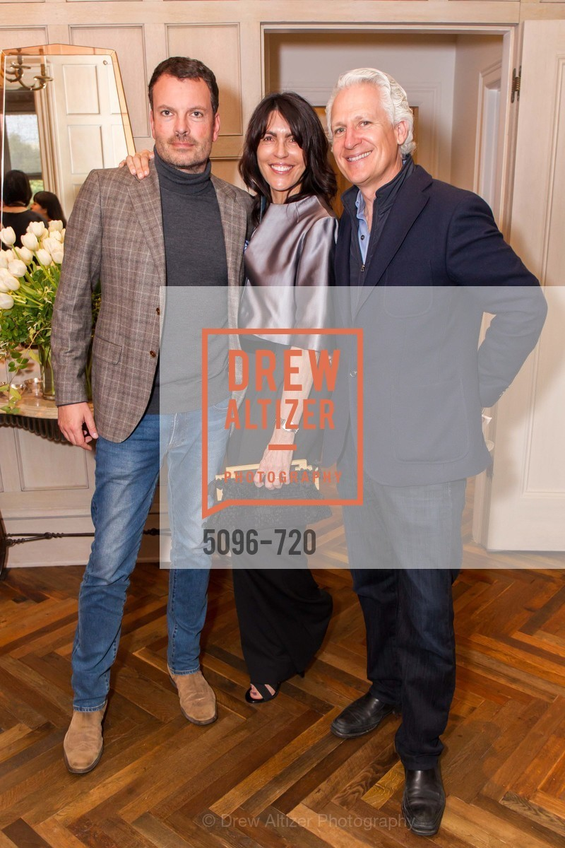 Bernardo DeAlbergaria, Alina DeAlbergaria, Phillip Raiser, C MAGAZINE Editors Cocktail Party, US, May 13th, 2015,Drew Altizer, Drew Altizer Photography, full-service agency, private events, San Francisco photographer, photographer california