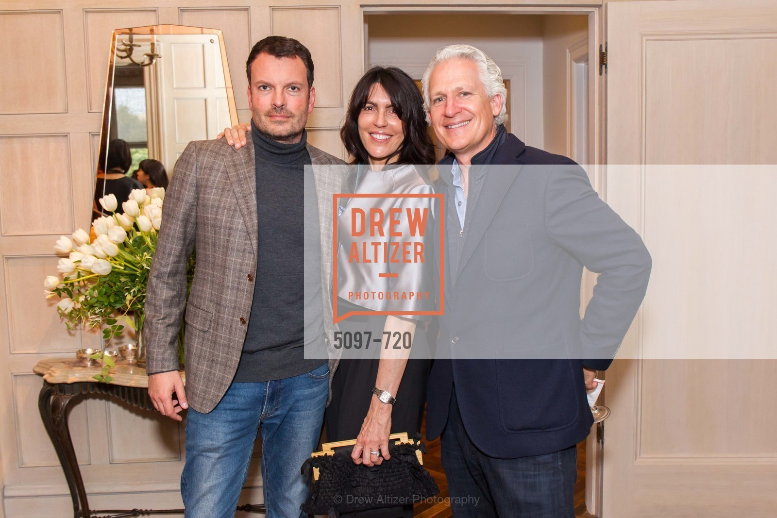 Bernardo DeAlbergaria, Alina DeAlbergaria, Phillip Raiser, C MAGAZINE Editors Cocktail Party, US, May 12th, 2015,Drew Altizer, Drew Altizer Photography, full-service agency, private events, San Francisco photographer, photographer california