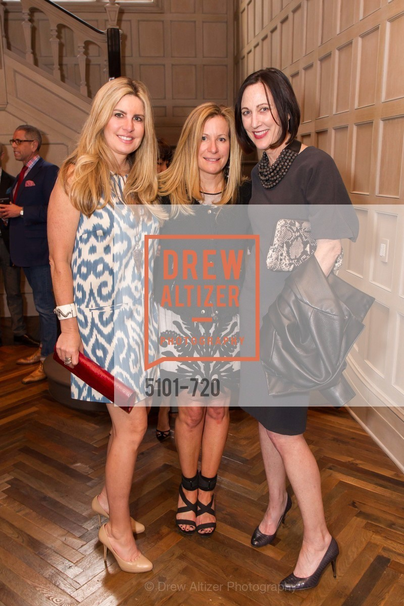 Suzanne Levit, Jill Maisto, Michelle Meany, C MAGAZINE Editors Cocktail Party, US, May 13th, 2015,Drew Altizer, Drew Altizer Photography, full-service agency, private events, San Francisco photographer, photographer california