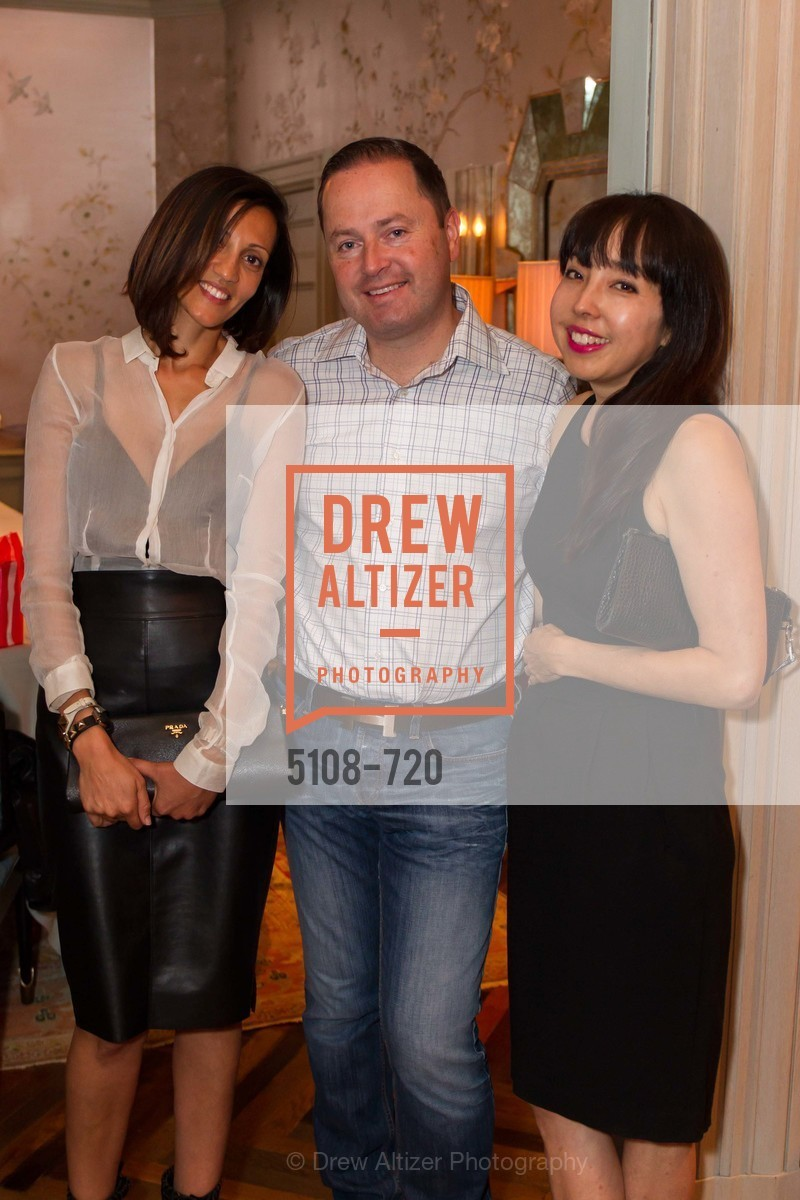 Yael Putterman, Edward Dubrovsky, Jodie Nakatsuka, C MAGAZINE Editors Cocktail Party, US, May 12th, 2015,Drew Altizer, Drew Altizer Photography, full-service agency, private events, San Francisco photographer, photographer california