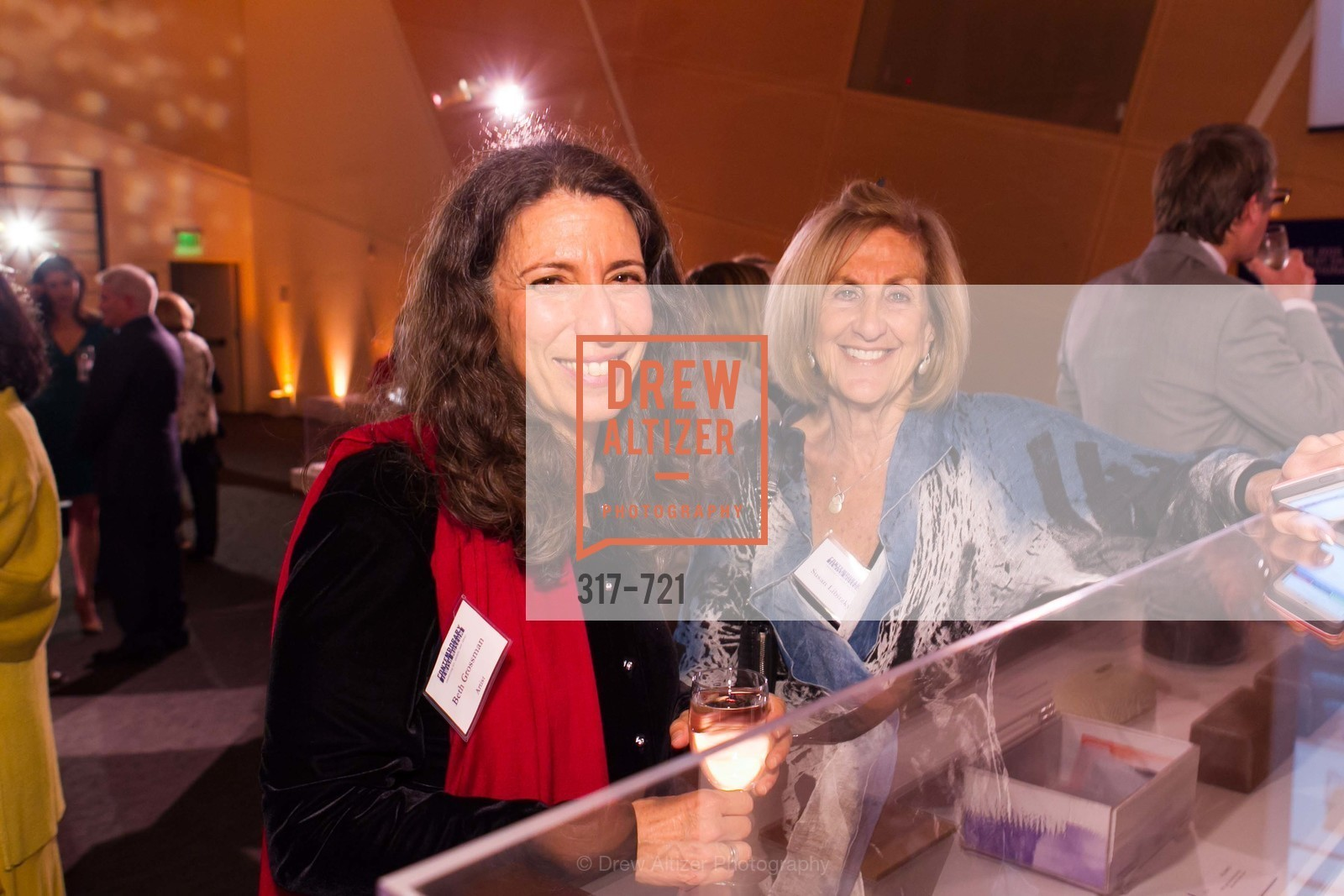 Beth Grossman, Susan Libitzky, The 2015 Dorothy Saxe Invitational Celebration at the JEWISH MUSEUM, US, May 13th, 2015,Drew Altizer, Drew Altizer Photography, full-service agency, private events, San Francisco photographer, photographer california
