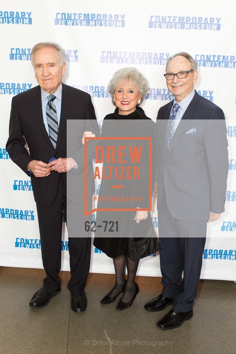 Ron Kaufman, Barbara Kaufman, Tom Kasten, The 2015 Dorothy Saxe Invitational Celebration at the JEWISH MUSEUM, US, May 13th, 2015,Drew Altizer, Drew Altizer Photography, full-service agency, private events, San Francisco photographer, photographer california