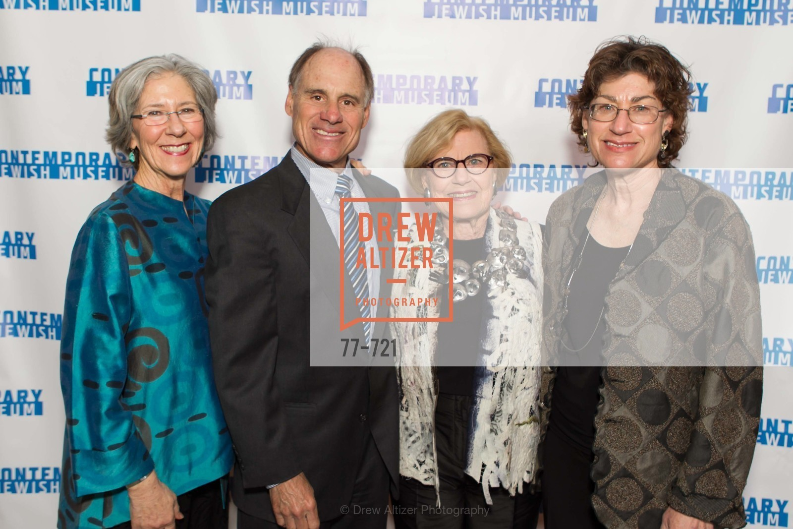 Shelly Saxe, Loren Saxe, Dorothy Saxe, Ellen Saliman, The 2015 Dorothy Saxe Invitational Celebration at the JEWISH MUSEUM, US, May 12th, 2015,Drew Altizer, Drew Altizer Photography, full-service agency, private events, San Francisco photographer, photographer california