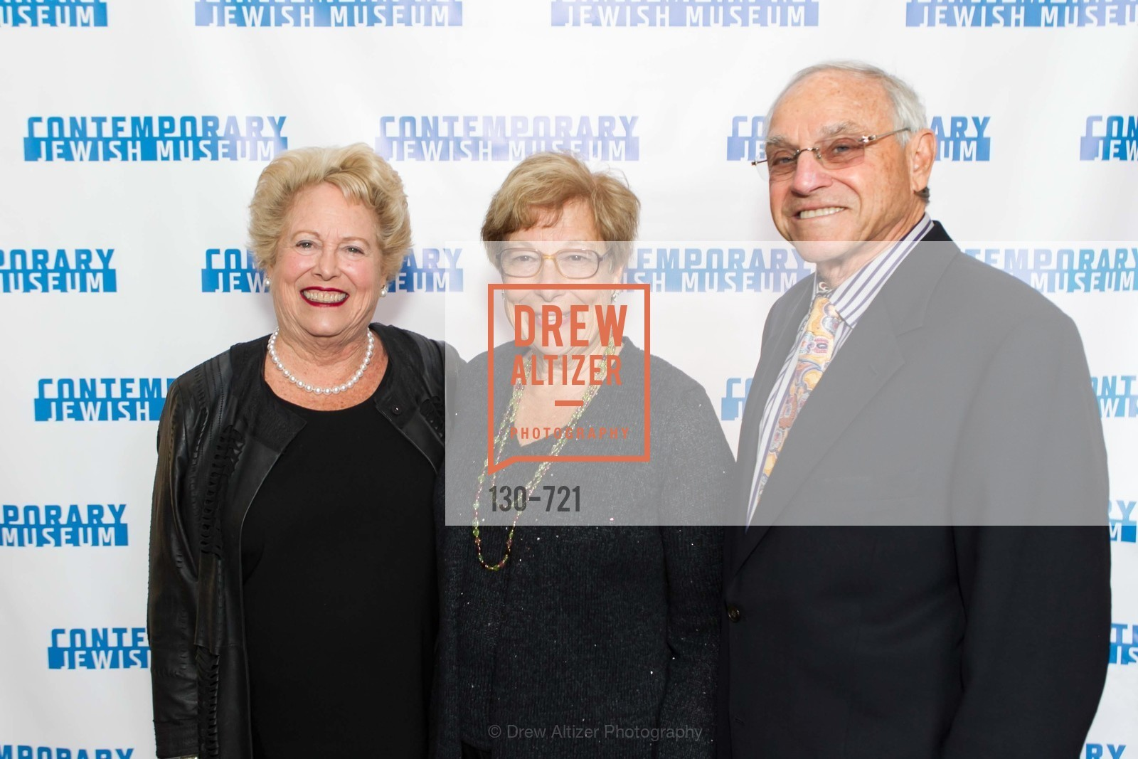 Judy Silverman, Esther Sherman, Robert Silverman, The 2015 Dorothy Saxe Invitational Celebration at the JEWISH MUSEUM, US, May 13th, 2015,Drew Altizer, Drew Altizer Photography, full-service agency, private events, San Francisco photographer, photographer california
