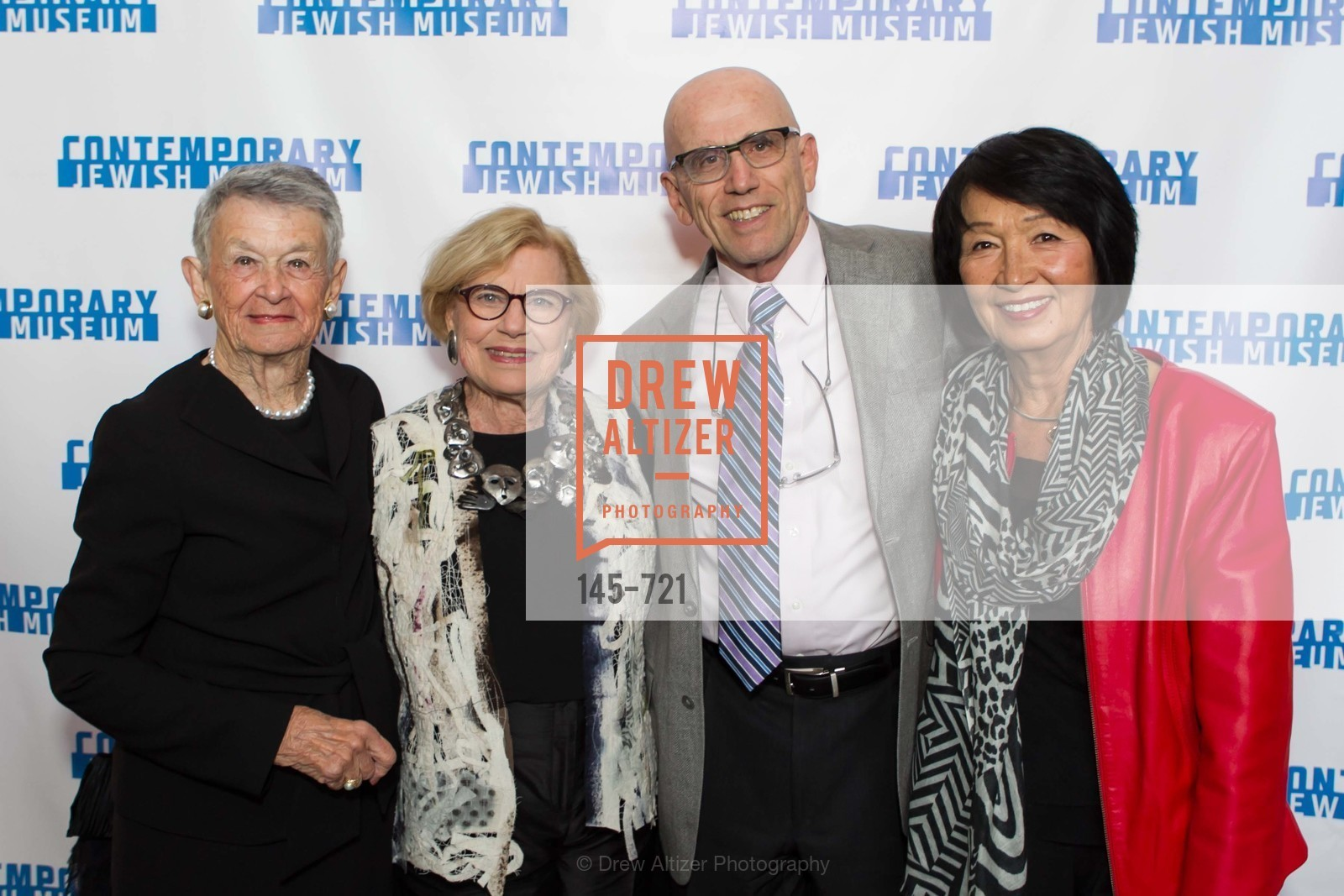 Adele Corvin, Dorothy Saxe, Larry Marks, Gladys Marks, The 2015 Dorothy Saxe Invitational Celebration at the JEWISH MUSEUM, US, May 12th, 2015,Drew Altizer, Drew Altizer Photography, full-service agency, private events, San Francisco photographer, photographer california