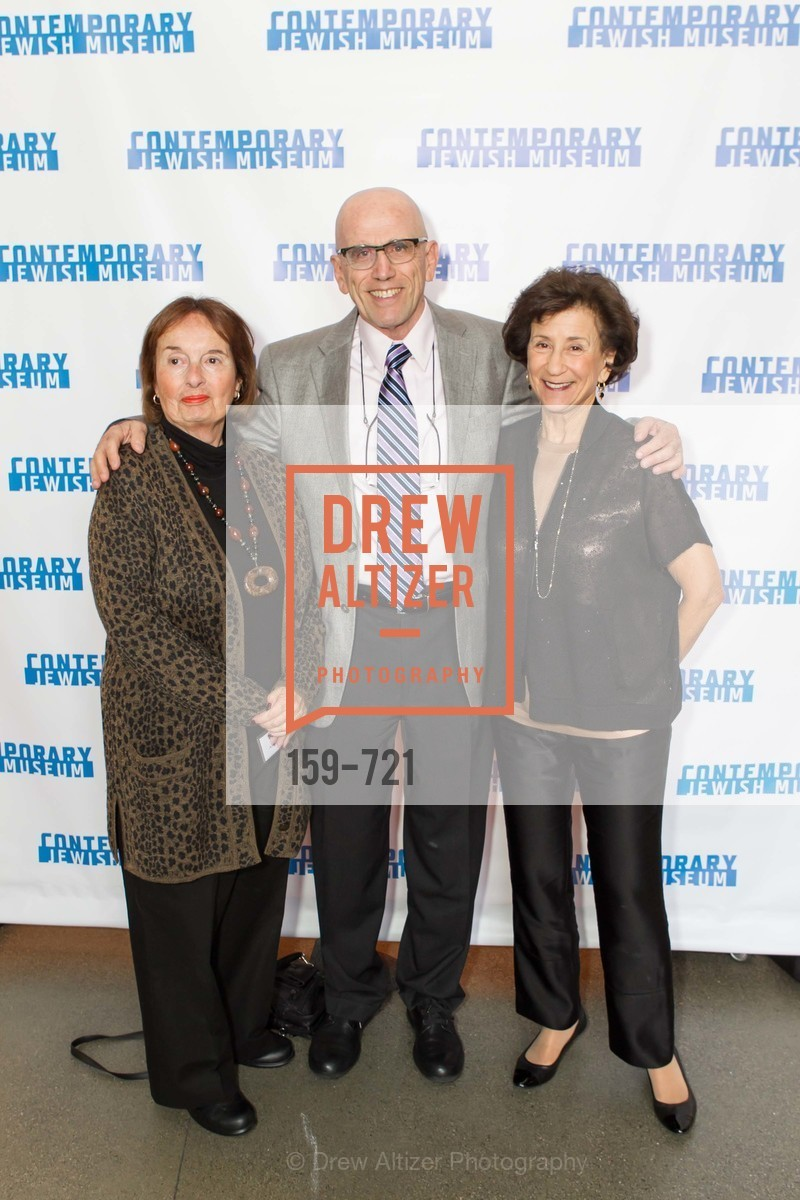 Anita Wornick, Larry Marks, Judy Aptekar, The 2015 Dorothy Saxe Invitational Celebration at the JEWISH MUSEUM, US, May 13th, 2015,Drew Altizer, Drew Altizer Photography, full-service agency, private events, San Francisco photographer, photographer california