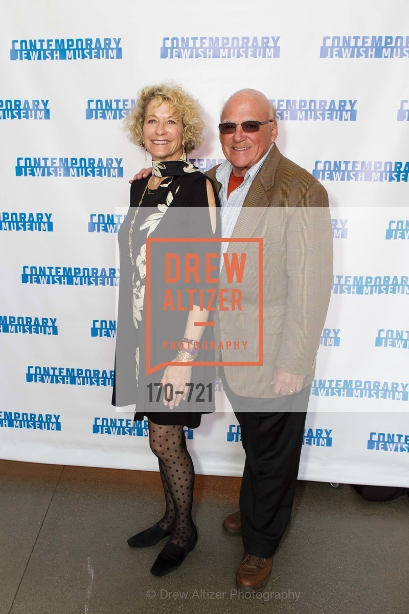 Linda Brownstein, Neil Brownstein, The 2015 Dorothy Saxe Invitational Celebration at the JEWISH MUSEUM, US, May 13th, 2015,Drew Altizer, Drew Altizer Photography, full-service agency, private events, San Francisco photographer, photographer california