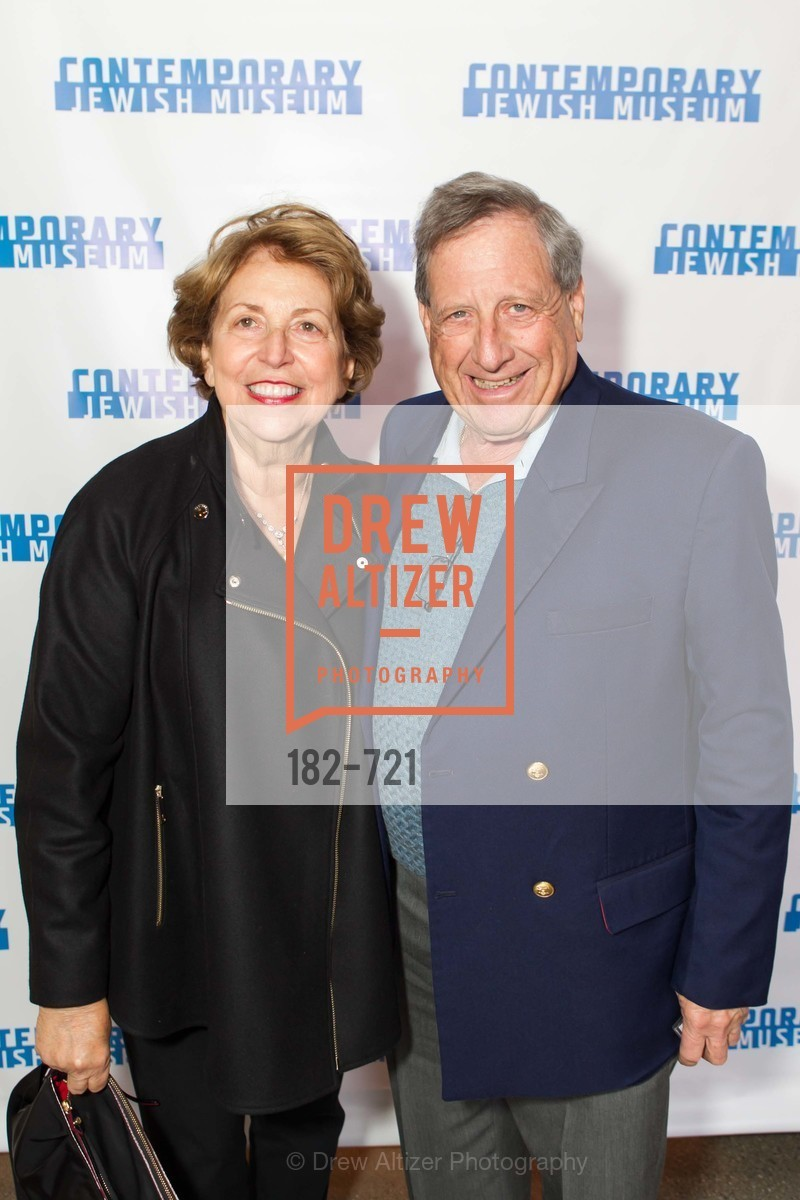 Carol Tesler, Bob Tesler, The 2015 Dorothy Saxe Invitational Celebration at the JEWISH MUSEUM, US, May 13th, 2015,Drew Altizer, Drew Altizer Photography, full-service agency, private events, San Francisco photographer, photographer california