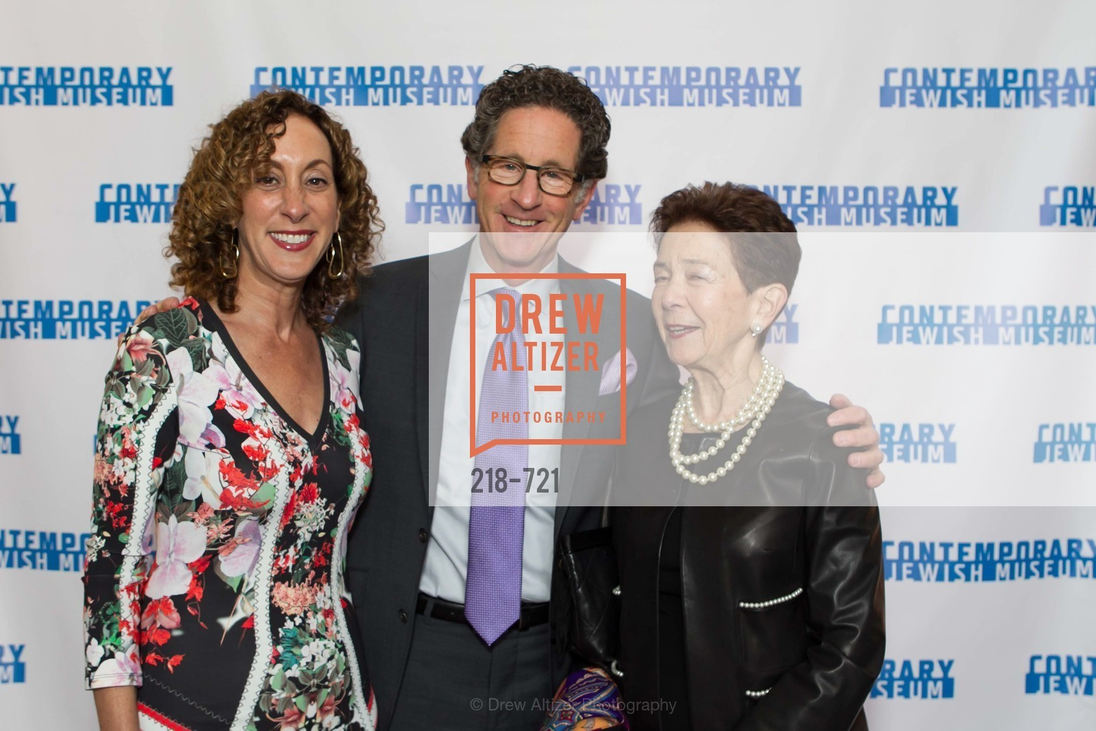 Susan Snyder, Steven Sockolov, Roselyne Swig, The 2015 Dorothy Saxe Invitational Celebration at the JEWISH MUSEUM, US, May 12th, 2015,Drew Altizer, Drew Altizer Photography, full-service agency, private events, San Francisco photographer, photographer california