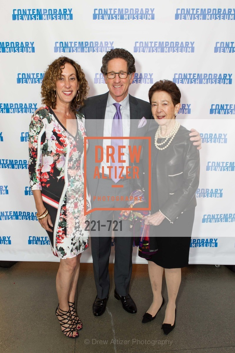 Susan Snyder, Steven Sockolov, Roselyne Swig, The 2015 Dorothy Saxe Invitational Celebration at the JEWISH MUSEUM, US, May 13th, 2015,Drew Altizer, Drew Altizer Photography, full-service agency, private events, San Francisco photographer, photographer california