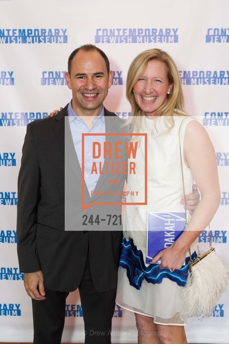 Doug Mandell, Wendy Yanowitch, The 2015 Dorothy Saxe Invitational Celebration at the JEWISH MUSEUM, US, May 12th, 2015,Drew Altizer, Drew Altizer Photography, full-service agency, private events, San Francisco photographer, photographer california