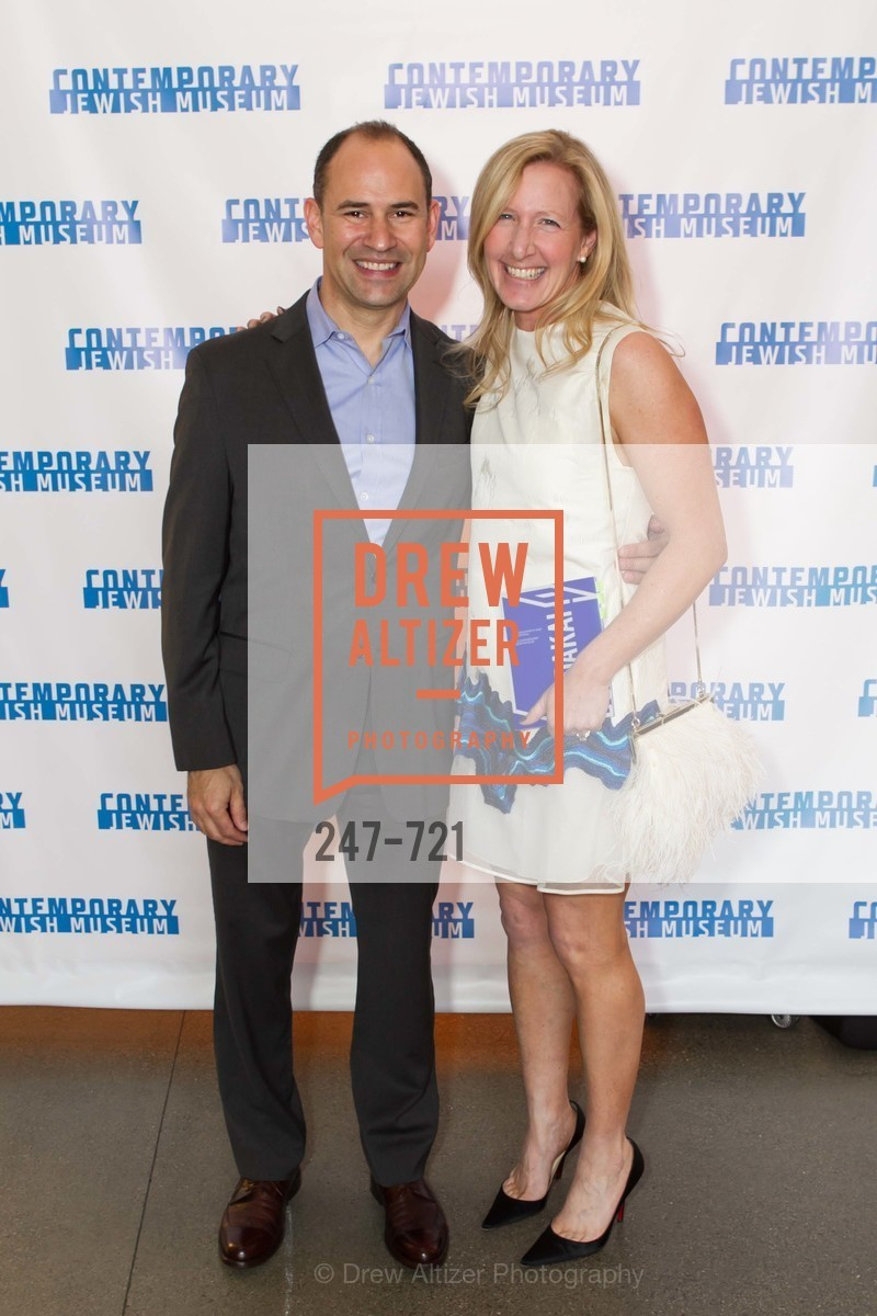 Doug Mandell, Wendy Yanowitch, The 2015 Dorothy Saxe Invitational Celebration at the JEWISH MUSEUM, US, May 13th, 2015,Drew Altizer, Drew Altizer Photography, full-service agency, private events, San Francisco photographer, photographer california